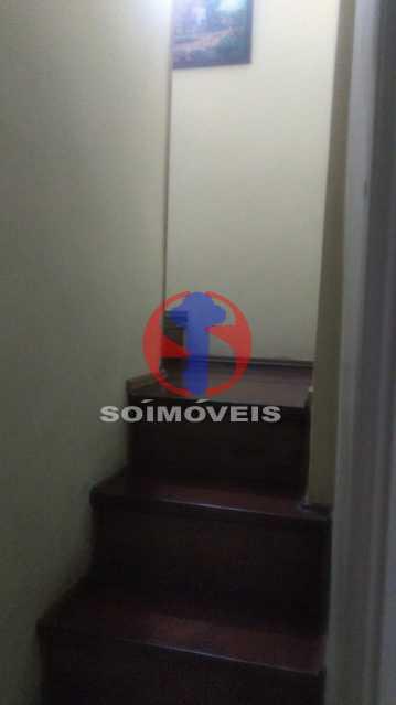 Circulação - Casa 3 quartos à venda Tijuca, Rio de Janeiro - R$ 1.200.000 - TJCA30073 - 7