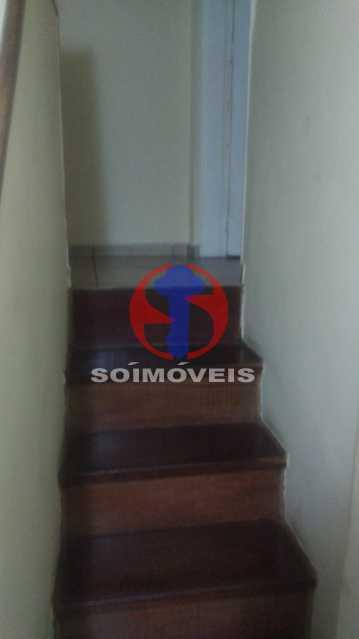 Circulação - Casa 3 quartos à venda Tijuca, Rio de Janeiro - R$ 1.200.000 - TJCA30073 - 8