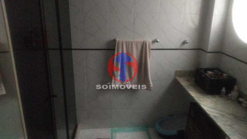 Banheiro social - Casa 3 quartos à venda Tijuca, Rio de Janeiro - R$ 1.200.000 - TJCA30073 - 12