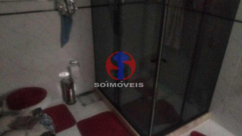Banheiro Social - Casa 3 quartos à venda Tijuca, Rio de Janeiro - R$ 1.200.000 - TJCA30073 - 13