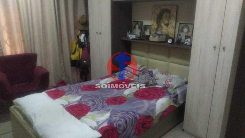 Quarto - Casa 3 quartos à venda Tijuca, Rio de Janeiro - R$ 1.200.000 - TJCA30073 - 14