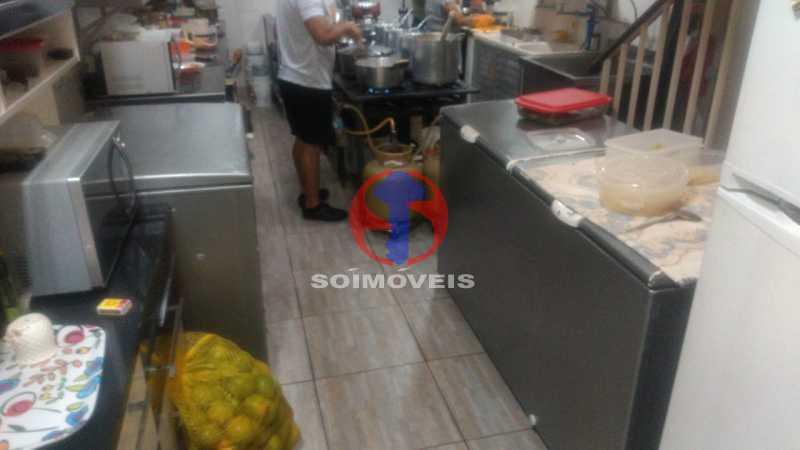 Cozinha 2 (industrial) - Casa 3 quartos à venda Tijuca, Rio de Janeiro - R$ 1.200.000 - TJCA30073 - 19