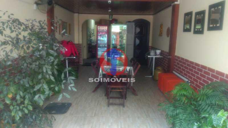 Garagem  - Casa 3 quartos à venda Tijuca, Rio de Janeiro - R$ 1.200.000 - TJCA30073 - 23