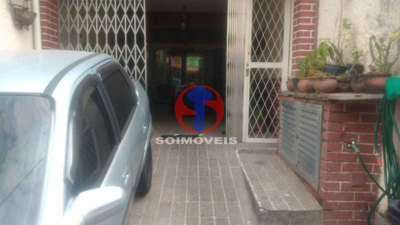 Garagem - Casa 3 quartos à venda Tijuca, Rio de Janeiro - R$ 1.200.000 - TJCA30073 - 24