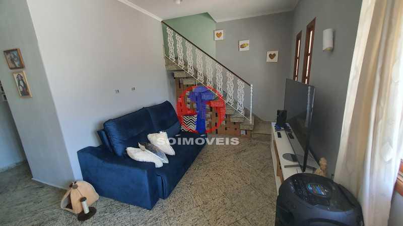SALA - Casa em Condomínio 3 quartos à venda Vila Isabel, Rio de Janeiro - R$ 1.100.000 - TJCN30019 - 4