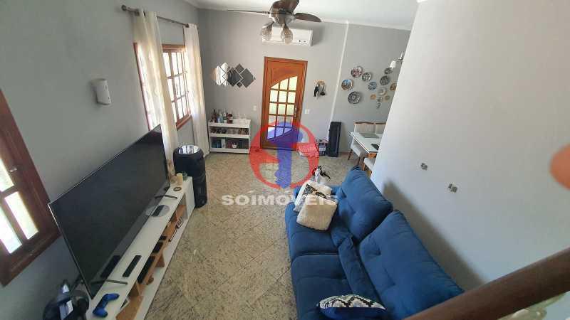 SALA - Casa em Condomínio 3 quartos à venda Vila Isabel, Rio de Janeiro - R$ 1.100.000 - TJCN30019 - 5