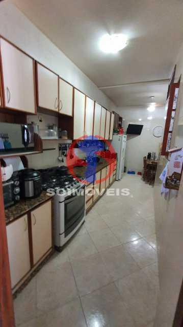 COZINHA - Casa em Condomínio 3 quartos à venda Vila Isabel, Rio de Janeiro - R$ 1.100.000 - TJCN30019 - 6