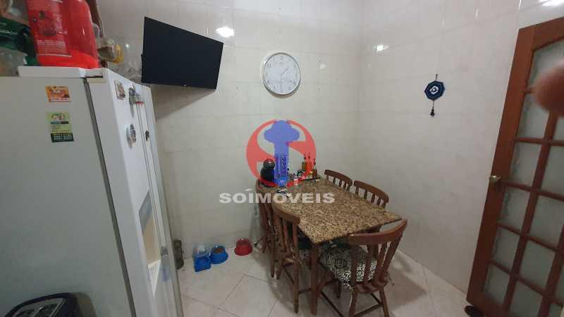 COPA COZINHA - Casa em Condomínio 3 quartos à venda Vila Isabel, Rio de Janeiro - R$ 1.100.000 - TJCN30019 - 8