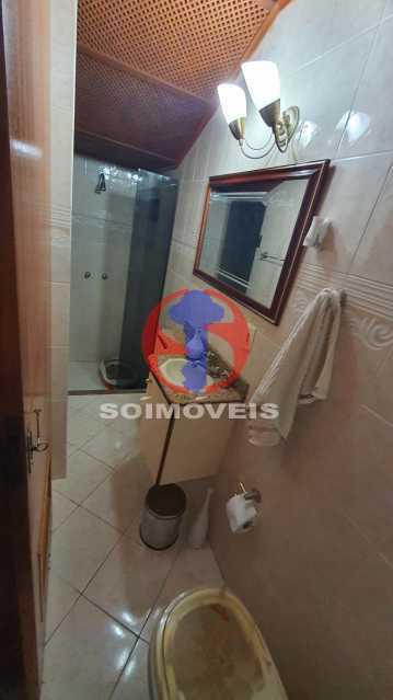 BANHEIRO SOCIAL - Casa em Condomínio 3 quartos à venda Vila Isabel, Rio de Janeiro - R$ 1.100.000 - TJCN30019 - 11