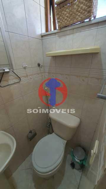 SUÍTE - Casa em Condomínio 3 quartos à venda Vila Isabel, Rio de Janeiro - R$ 1.100.000 - TJCN30019 - 16
