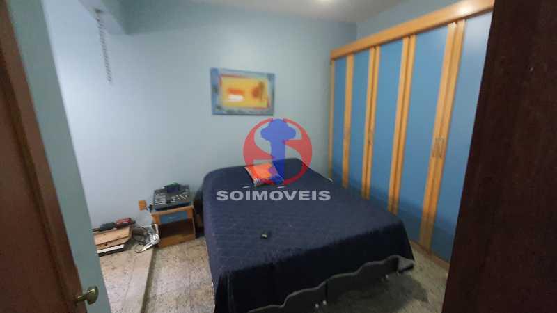 QUARTO 1 - Casa em Condomínio 3 quartos à venda Vila Isabel, Rio de Janeiro - R$ 1.100.000 - TJCN30019 - 17