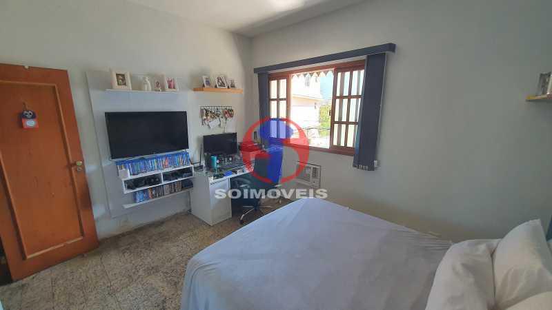 QUARTO 2 - Casa em Condomínio 3 quartos à venda Vila Isabel, Rio de Janeiro - R$ 1.100.000 - TJCN30019 - 21