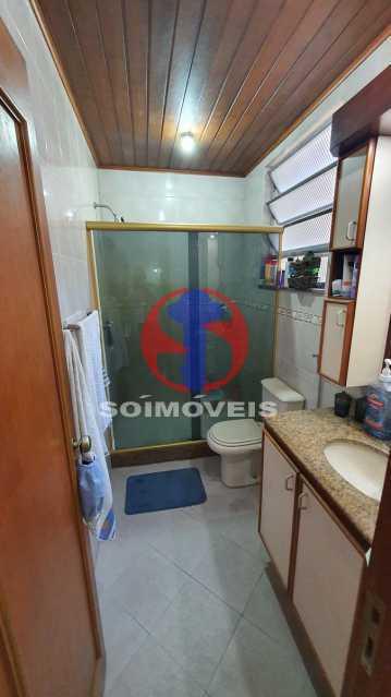 BANHEIRO SOCIAL 2º ANDAR - Casa em Condomínio 3 quartos à venda Vila Isabel, Rio de Janeiro - R$ 1.100.000 - TJCN30019 - 22