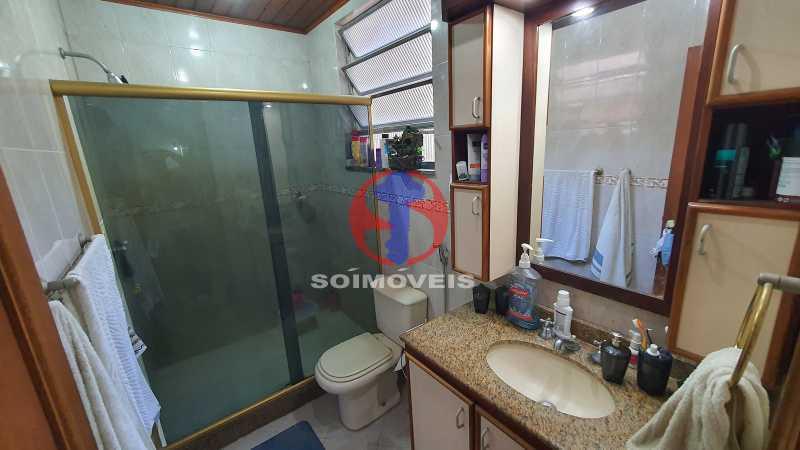BANHEIRO SOCIAL 2º ANDAR - Casa em Condomínio 3 quartos à venda Vila Isabel, Rio de Janeiro - R$ 1.100.000 - TJCN30019 - 23