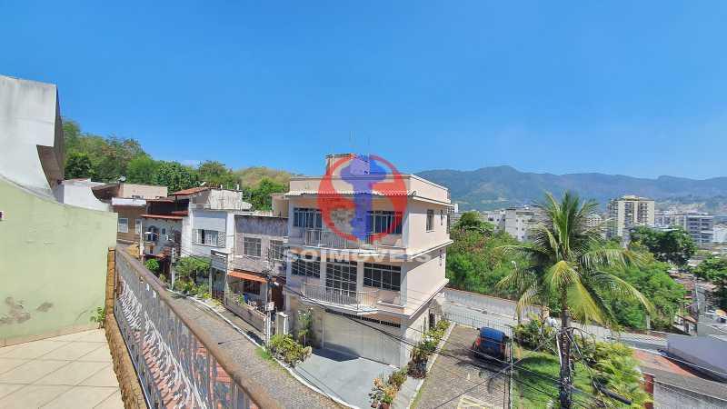 VISTA - Casa em Condomínio 3 quartos à venda Vila Isabel, Rio de Janeiro - R$ 1.100.000 - TJCN30019 - 30