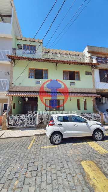 FACHADA - Casa em Condomínio 3 quartos à venda Vila Isabel, Rio de Janeiro - R$ 1.100.000 - TJCN30019 - 31