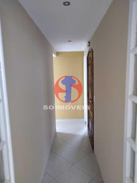 CIRCULAÇÃO - Apartamento 3 quartos à venda Andaraí, Rio de Janeiro - R$ 495.000 - TJAP30634 - 1