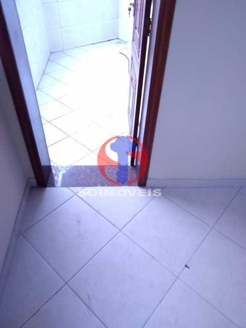 ENT.VARANDA - Apartamento 3 quartos à venda Andaraí, Rio de Janeiro - R$ 495.000 - TJAP30634 - 6