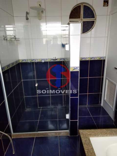 WC SOCIAL - Apartamento 3 quartos à venda Andaraí, Rio de Janeiro - R$ 495.000 - TJAP30634 - 13
