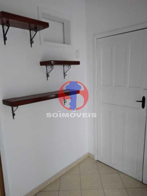 QT SUÍTE - Apartamento 3 quartos à venda Andaraí, Rio de Janeiro - R$ 495.000 - TJAP30634 - 20