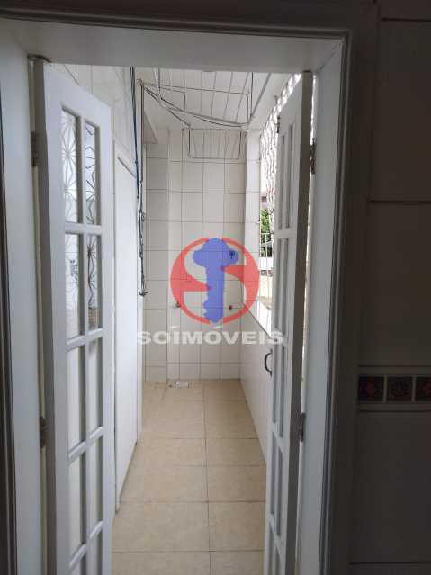ÁREA DE LAV. - Apartamento 3 quartos à venda Andaraí, Rio de Janeiro - R$ 495.000 - TJAP30634 - 27