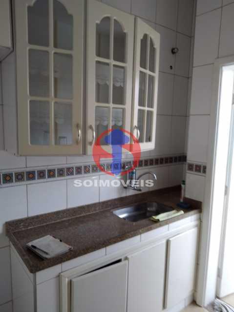 COZINHA - Apartamento 3 quartos à venda Andaraí, Rio de Janeiro - R$ 495.000 - TJAP30634 - 25