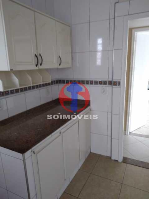 COZINHA - Apartamento 3 quartos à venda Andaraí, Rio de Janeiro - R$ 495.000 - TJAP30634 - 26