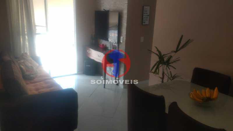 WhatsApp Image 2021-02-04 at 1 - Apartamento 2 quartos à venda Grajaú, Rio de Janeiro - R$ 230.000 - TJAP21363 - 1
