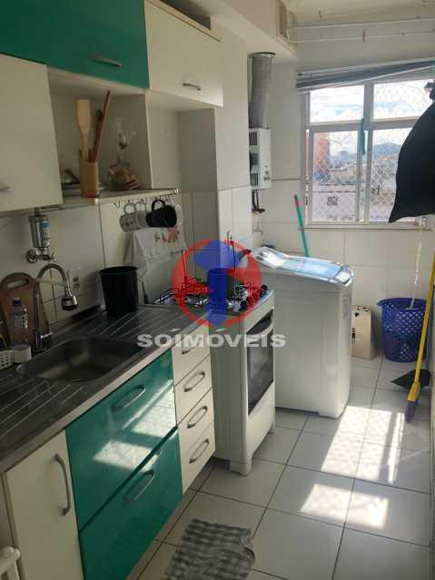 4-coz - Cópia 2 - Apartamento 2 quartos à venda São Cristóvão, Rio de Janeiro - R$ 350.000 - TJAP21365 - 17