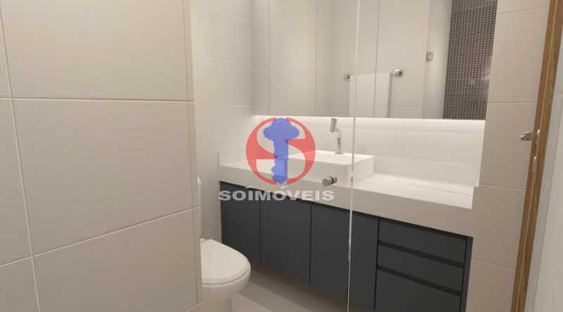 WhatsApp Image 2021-02-09 at 1 - Apartamento 2 quartos à venda Botafogo, Rio de Janeiro - R$ 599.000 - TJAP21368 - 17