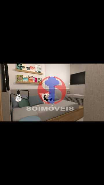 WhatsApp Image 2021-02-09 at 1 - Apartamento 2 quartos à venda Botafogo, Rio de Janeiro - R$ 599.000 - TJAP21368 - 8
