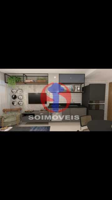 WhatsApp Image 2021-02-09 at 1 - Apartamento 2 quartos à venda Botafogo, Rio de Janeiro - R$ 599.000 - TJAP21368 - 11