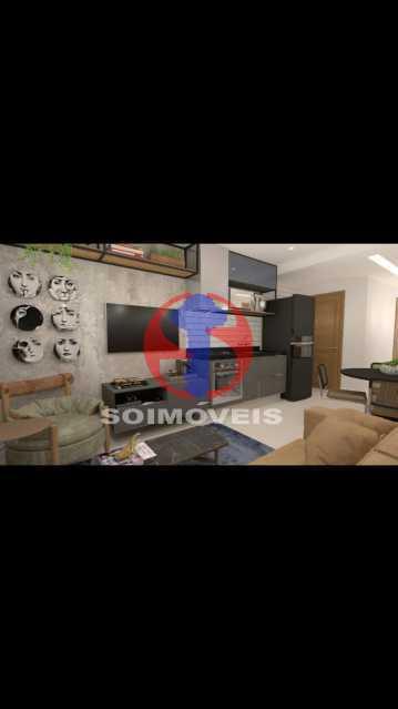 WhatsApp Image 2021-02-09 at 1 - Apartamento 2 quartos à venda Botafogo, Rio de Janeiro - R$ 599.000 - TJAP21368 - 13