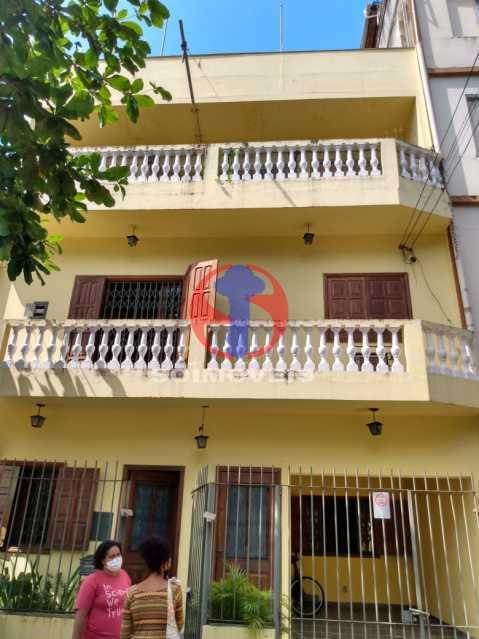 imagem1 - Casa 4 quartos à venda Grajaú, Rio de Janeiro - R$ 790.000 - TJCA40048 - 1