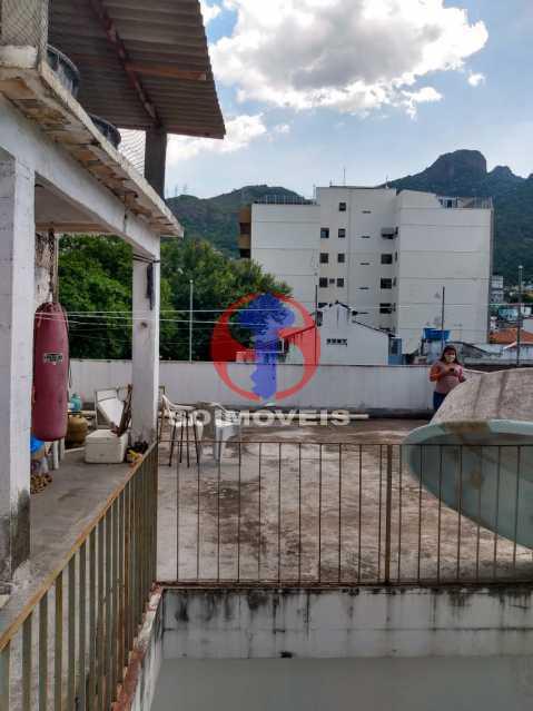 imagem8 - Casa 4 quartos à venda Grajaú, Rio de Janeiro - R$ 790.000 - TJCA40048 - 28