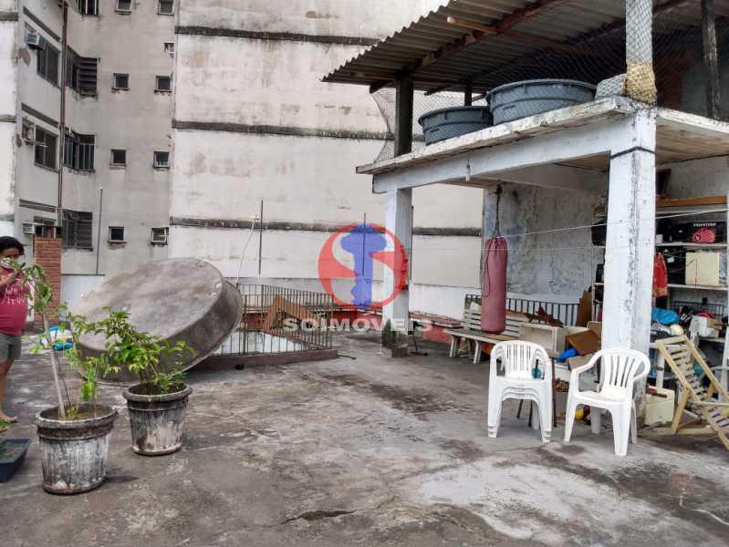 imagem9 - Casa 4 quartos à venda Grajaú, Rio de Janeiro - R$ 790.000 - TJCA40048 - 29