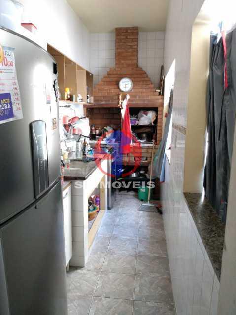 imagem11 - Casa 4 quartos à venda Grajaú, Rio de Janeiro - R$ 790.000 - TJCA40048 - 18