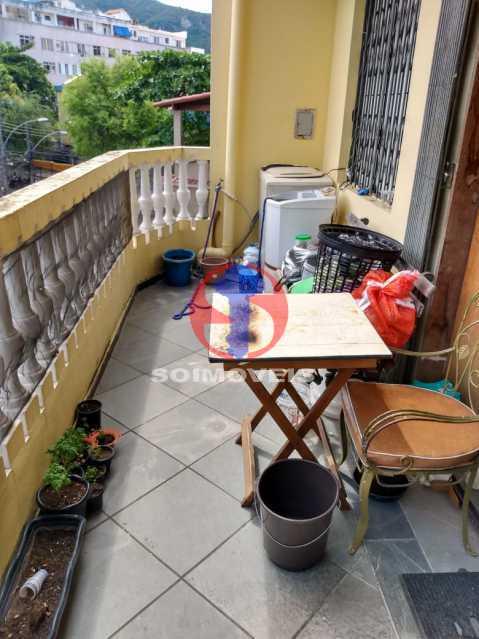 imagem12 - Casa 4 quartos à venda Grajaú, Rio de Janeiro - R$ 790.000 - TJCA40048 - 14