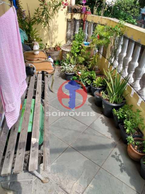 imagem13 - Casa 4 quartos à venda Grajaú, Rio de Janeiro - R$ 790.000 - TJCA40048 - 15