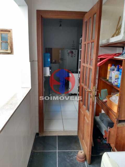 imagem40 - Casa 4 quartos à venda Grajaú, Rio de Janeiro - R$ 790.000 - TJCA40048 - 21