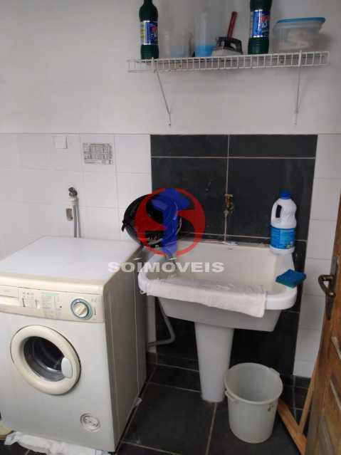 imagem41 - Casa 4 quartos à venda Grajaú, Rio de Janeiro - R$ 790.000 - TJCA40048 - 24