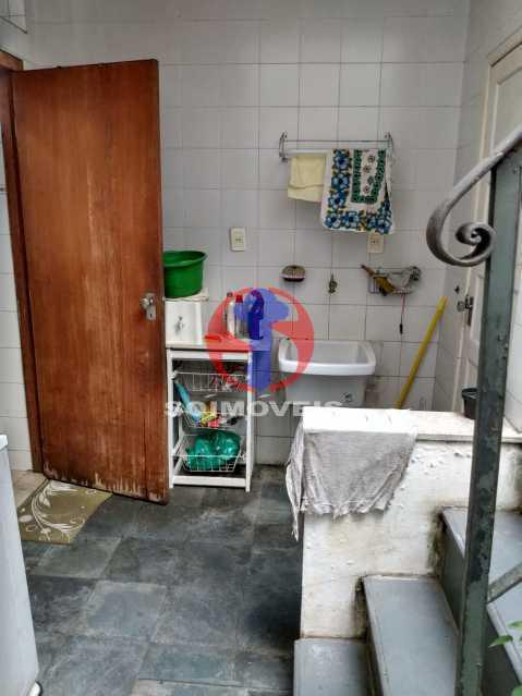 imagem46 - Casa 4 quartos à venda Grajaú, Rio de Janeiro - R$ 790.000 - TJCA40048 - 26