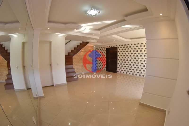 Salão - Cobertura 3 quartos à venda Tijuca, Rio de Janeiro - R$ 900.000 - TJCO30048 - 5