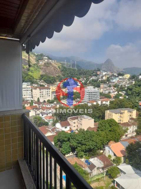 Vista - Cobertura 3 quartos à venda Tijuca, Rio de Janeiro - R$ 900.000 - TJCO30048 - 22