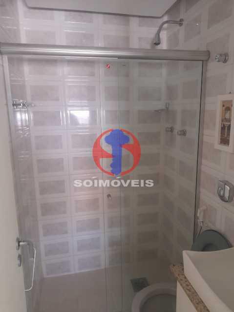 Banheiro Social - Cobertura 3 quartos à venda Tijuca, Rio de Janeiro - R$ 900.000 - TJCO30048 - 10