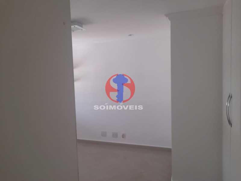 Quarto - Cobertura 3 quartos à venda Tijuca, Rio de Janeiro - R$ 900.000 - TJCO30048 - 8