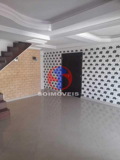 Salão - Cobertura 3 quartos à venda Tijuca, Rio de Janeiro - R$ 900.000 - TJCO30048 - 4