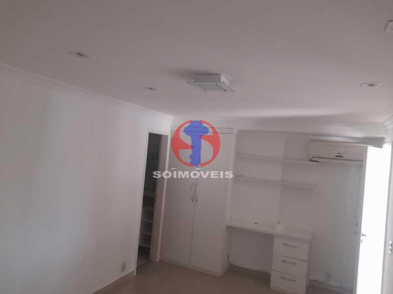 Quarto Suite  - Cobertura 3 quartos à venda Tijuca, Rio de Janeiro - R$ 900.000 - TJCO30048 - 19