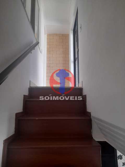 Acesso ao Segundo Andar - Cobertura 3 quartos à venda Tijuca, Rio de Janeiro - R$ 900.000 - TJCO30048 - 17