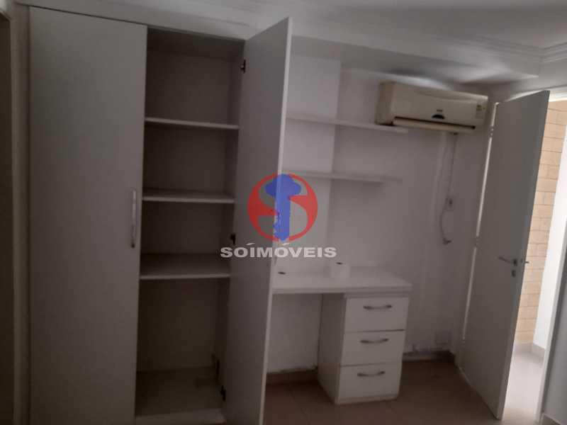 Quarto Suíte - Cobertura 3 quartos à venda Tijuca, Rio de Janeiro - R$ 900.000 - TJCO30048 - 21